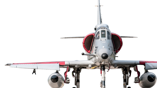 A-4 Skyhawk de Douglas
