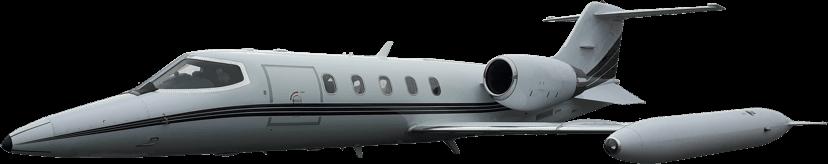 Learjet 35A de Bombardier