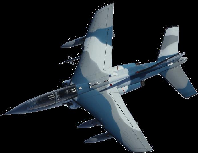 Alpha Jet de Dornier